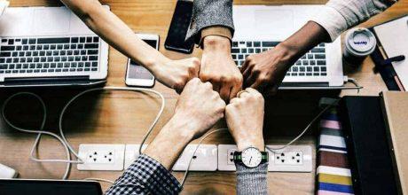 Nuovo modo per lavorare insieme: il team building!