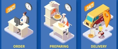 Packaging per ristorazione